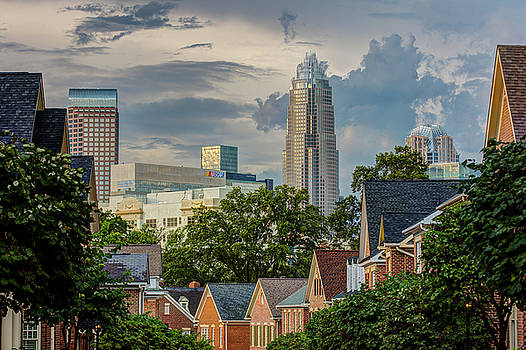 Dilworth Storm by Chris Austin
