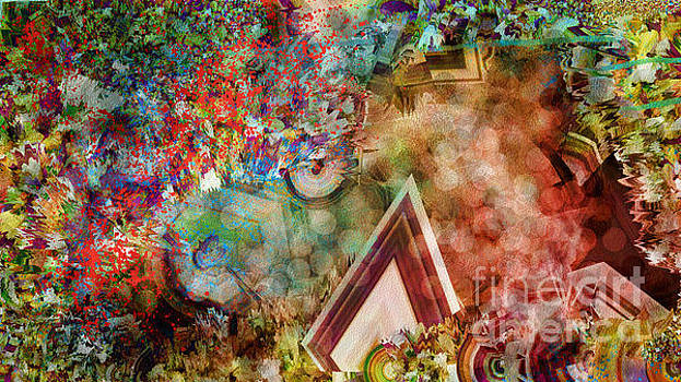 Dimensional Journey by Sydne Archambault
