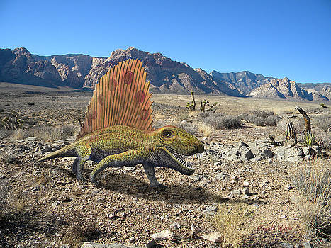 Frank Wilson - Dimetrodon In The Desert