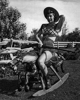 Dinah Shore Rides the Range by Robert Harland Perkins