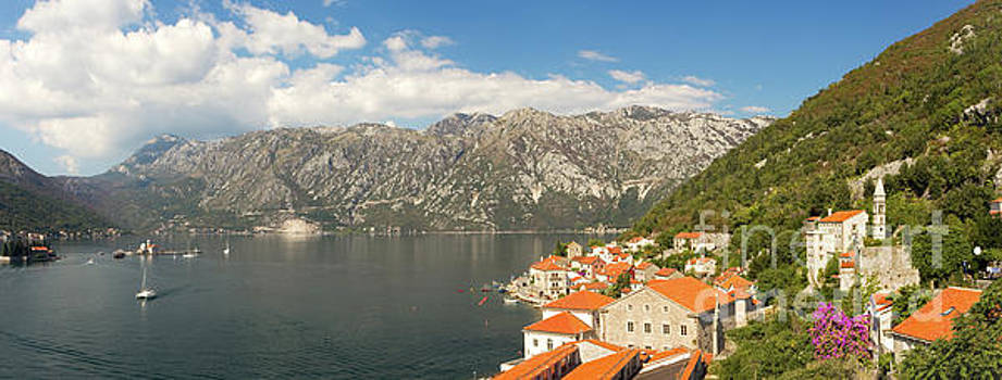 Dinaric Alps and Kotor Bay by Matt Tilghman