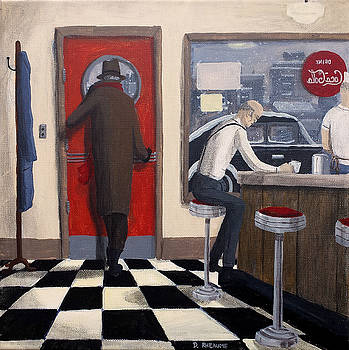Diner by Dave Rheaume