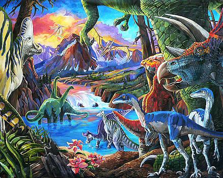 Dinosaur by Nadi Spencer