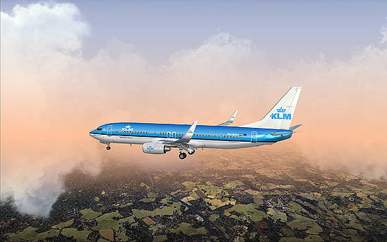 Dirty 737NG 28.8X18 by Mike Ray