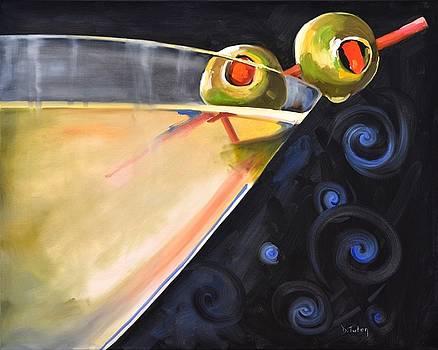 Dirty Martini by Donna Tuten