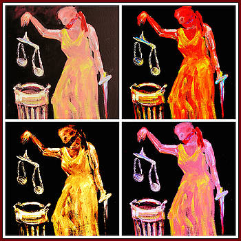 Discard of Justice by Mary Schiros
