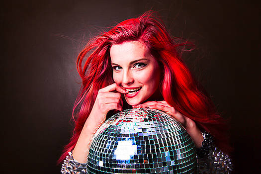 Disco Smile by Monte Arnold
