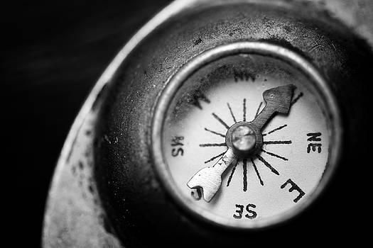 Discovering My Compass by Matthew Blum