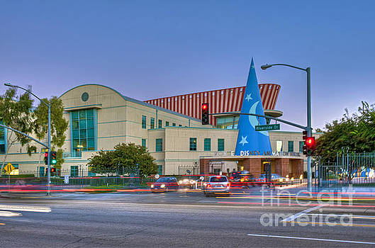 David Zanzinger - Disney Animation Building Burbank