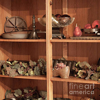 Display Cabinet for Cast Iron by Sherry Hallemeier