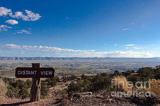Distant View by John Braddock