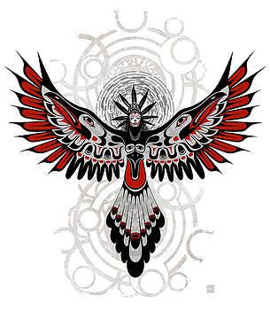 Sassan Filsoof - Divine Crow Woman