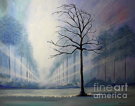 Divine Serenity by Stacey Zimmerman