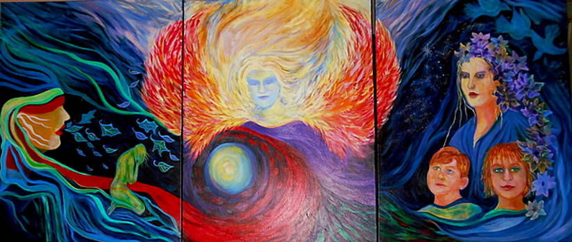 Divine Spirit by Carolyn LeGrand