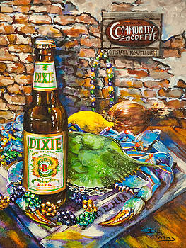 Dixie Love by Dianne Parks