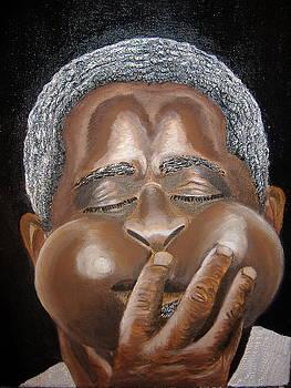 Dizzy- The Jazz Man by Keenya  Woods