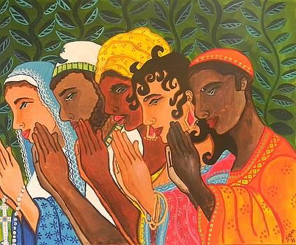 Do So in Prayer by Samantha Rochard