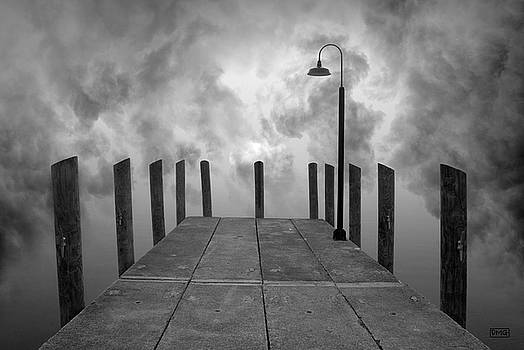 Dave Gordon - Dock and Clouds