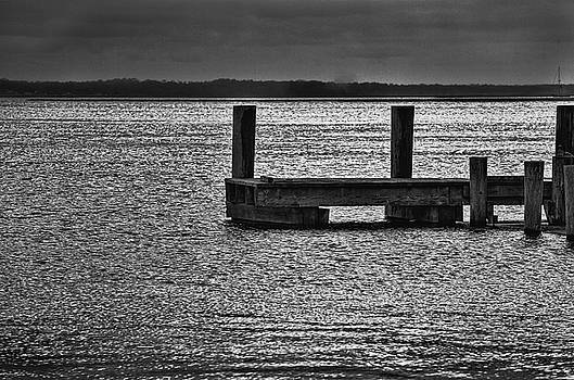Dock Of The Bay by Dave Bosse