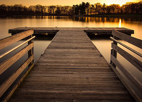 Dock by Jackie Novak
