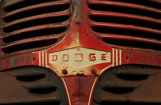 Dodge 41 Grill by Steve Augustin