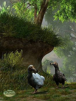 Daniel Eskridge - Dodos in the Forest