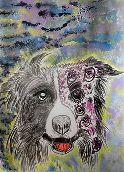 Dog Eyes by Nicole Burrell
