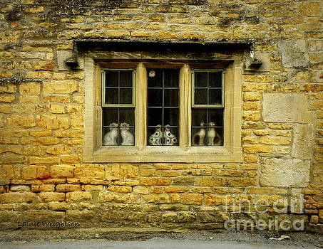 Doggies in the Window by Lainie Wrightson