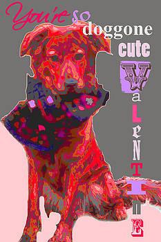 Doggone Cute Valentine by Suzanne Powers