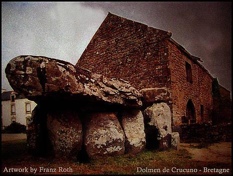 Dolmen de Crucuno by Franz Roth