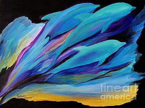 Dolphin Dreams by Barbara Petersen