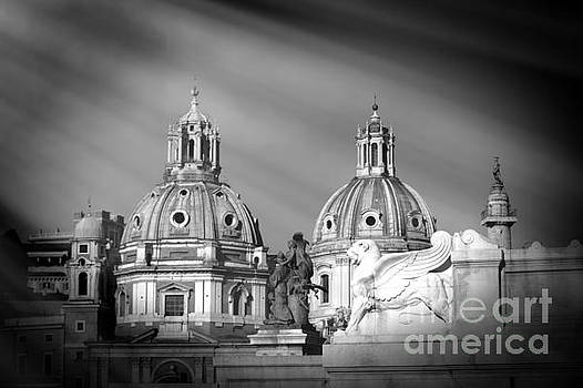 Domes by Stefano Senise
