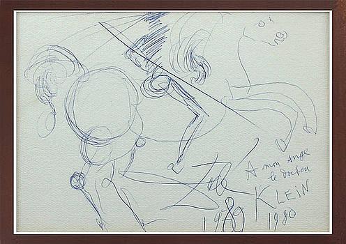 Don Quixote On Horseback by Salvador Dali