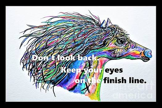 Don't Look Back by Eloise Schneider