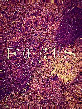 Don't Trip, Focus. by Stephanie Espinosa