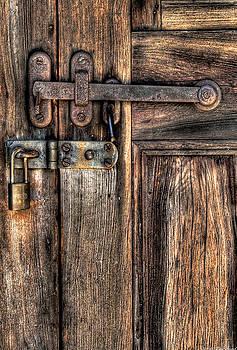Mike Savad - Door - The Latch