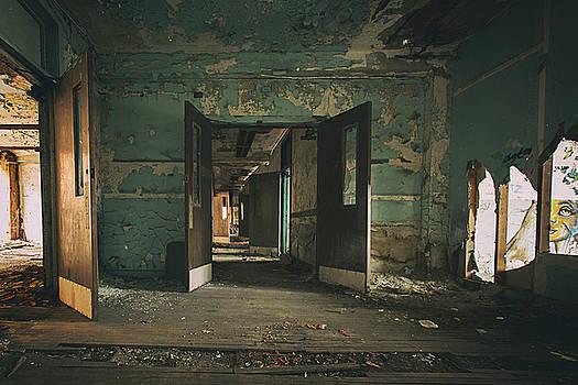 Door 6 by CJ Schmit