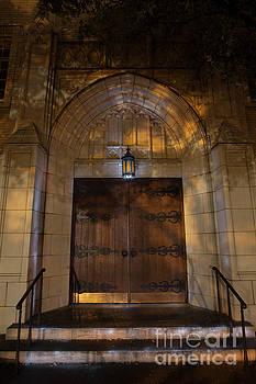 Door, First United Methodist Church, Ft. Worth by Greg Kopriva