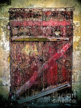 Door to my heart by Karen Lewis