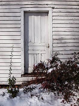 Door To Somewhere by Randy Sylvia