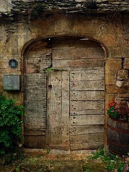Door to the Secret Garden by Studio Yuki