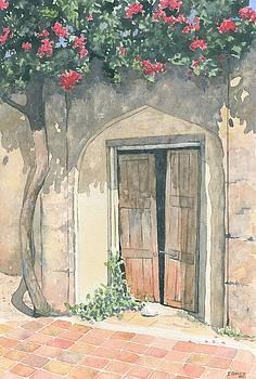 Doorway by Ian Osborne