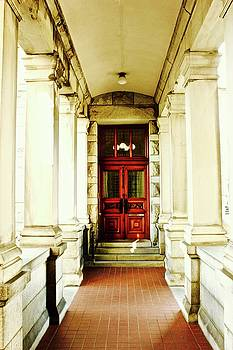 Doorway to the Discussion of Laws by Brian Sereda
