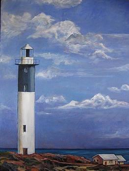 Doringbaai Lighthouse by Stephanie Pinnoy