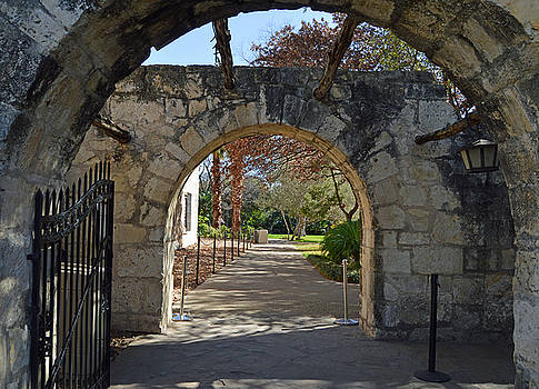 Double Arches by Sue Houston
