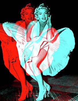 Double Marilyn by Joy McKenzie