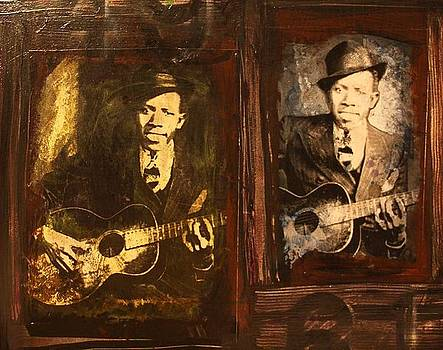 Double Robert Johnson by Doug Norton
