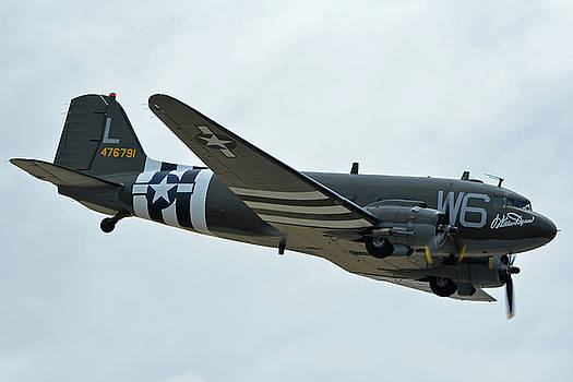 Douglas C-47B Dakota N791HH Willa Dean Chino California April 30 2016 by Brian Lockett