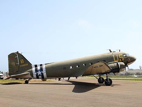 Wingsdomain Art and Photography - Douglas C47 Skytrain Military Aircraft 7d15788