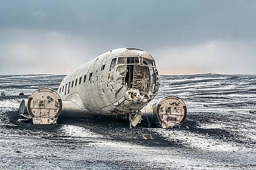 Douglas Super DC-3 by Susan Leonard